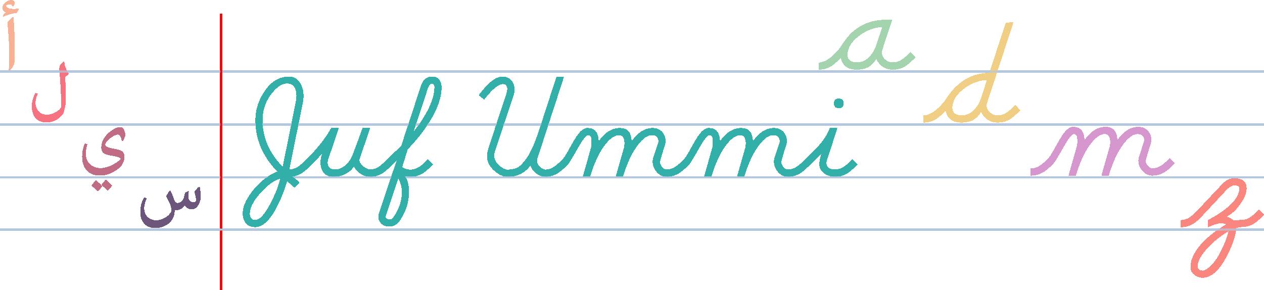 Juf Ummi – Islamitische opvoeding